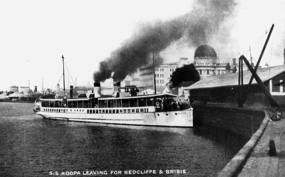 Cliff Island Ferry