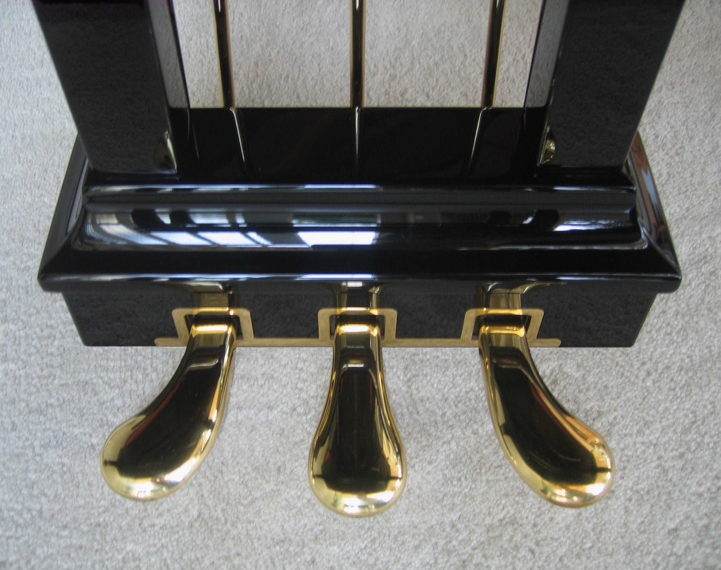 Names of Pedals on Piano Piano Pedals