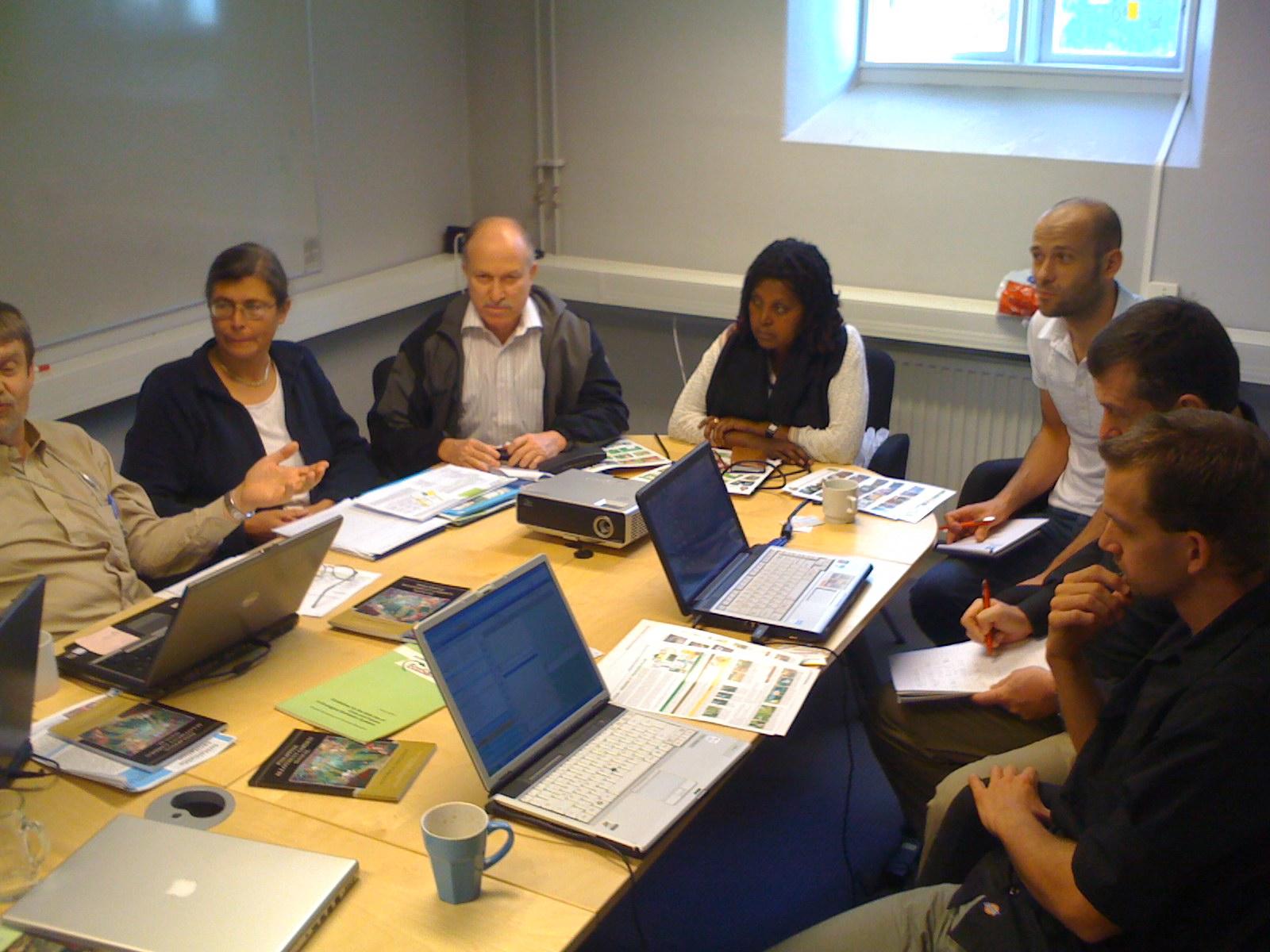 Work Group Meeting 83