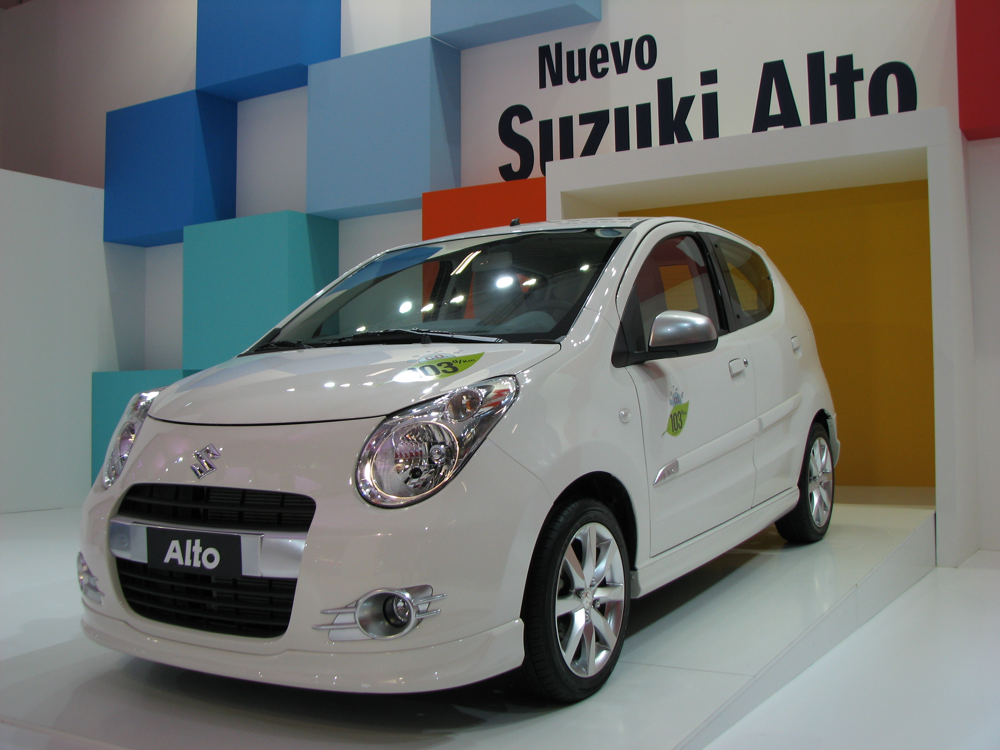 Suzuki Alto Modified
