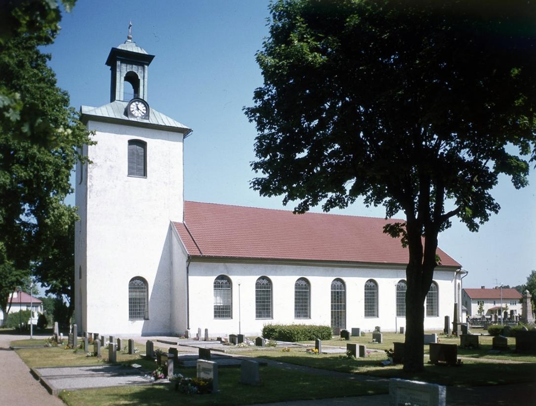 Redslareds kyrka - Svenska kyrkan i Kind