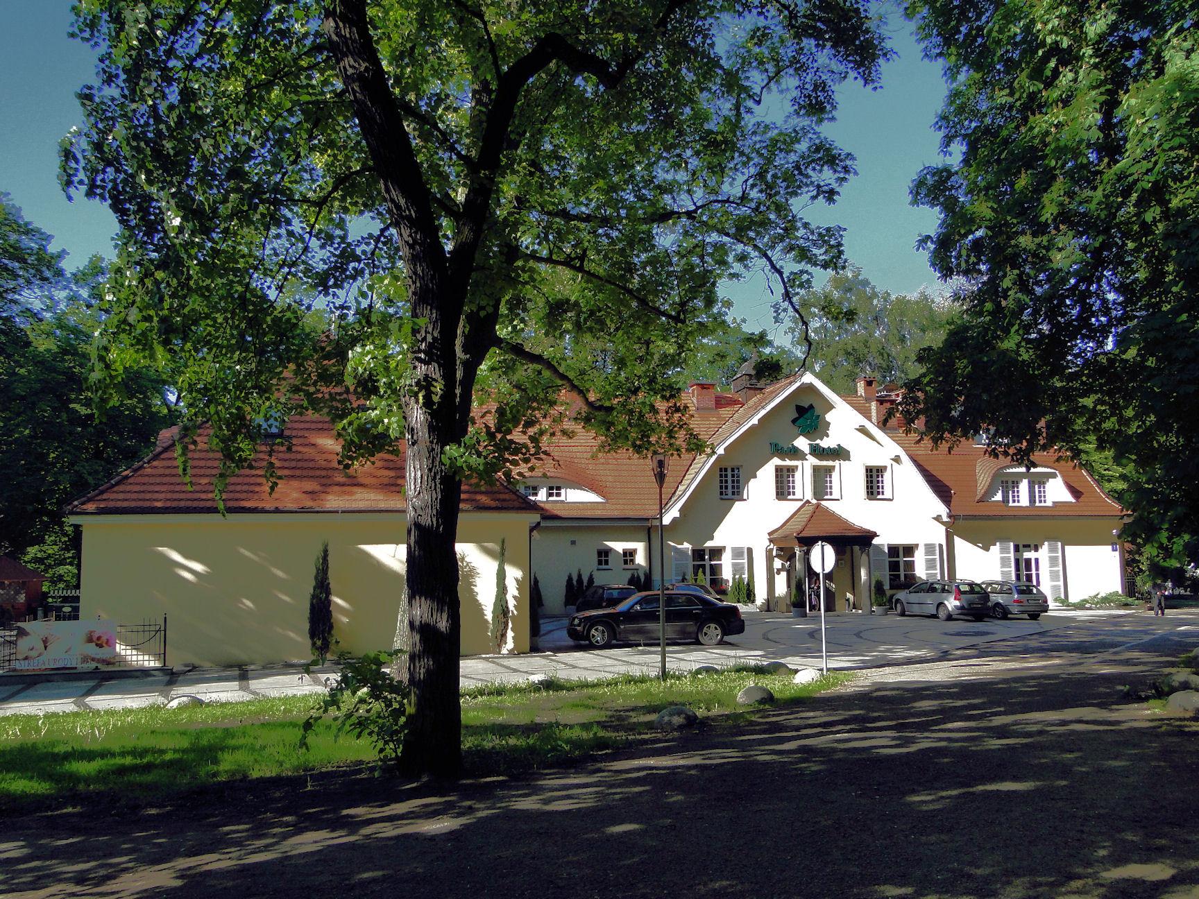 Hotel Park Stettin