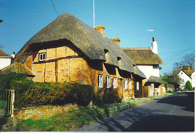 Thatched Cottage, Selborne. - geograph.org.uk - 116930