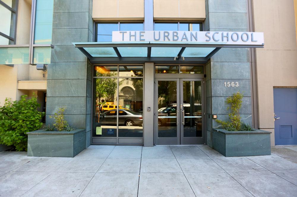 the urban school of san francisco