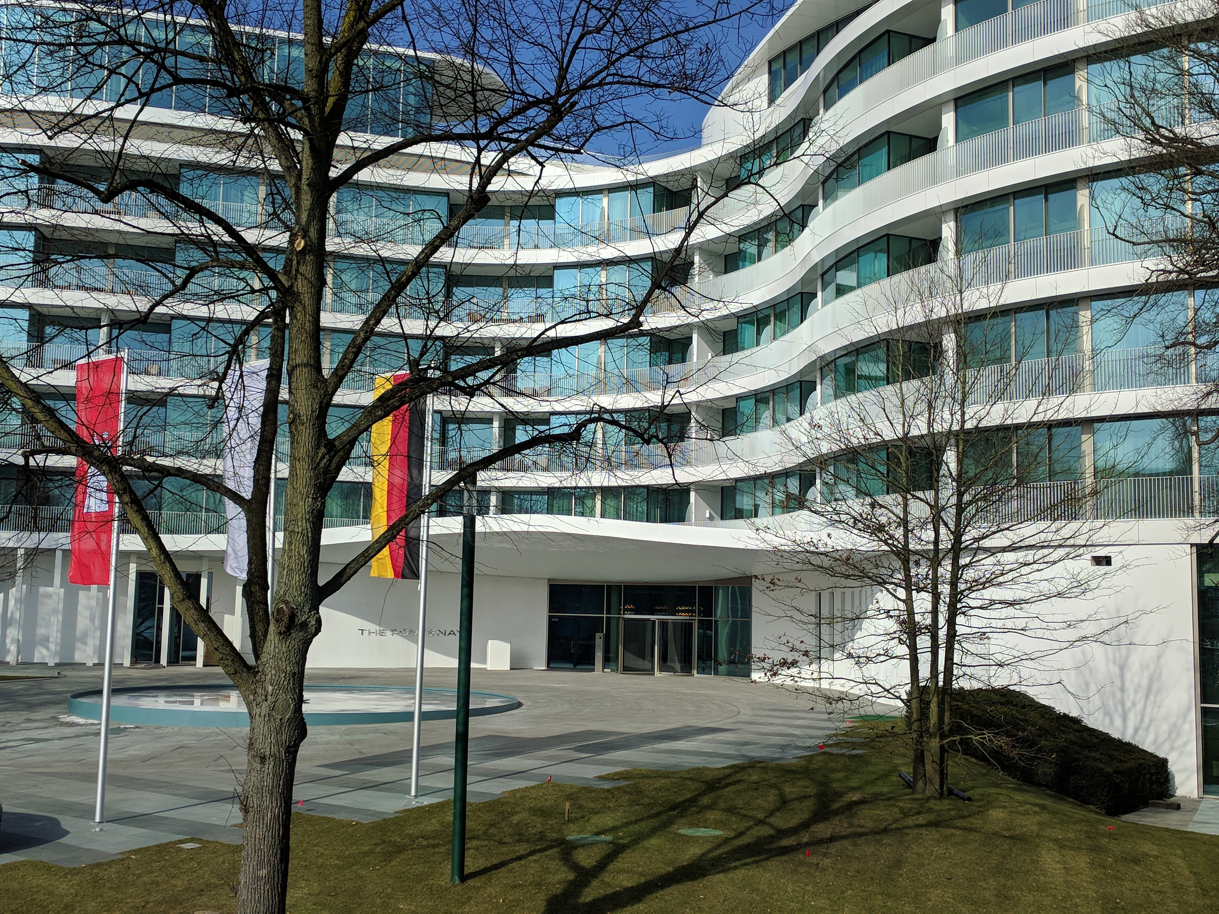 Hotel Rotherbaum Hamburg