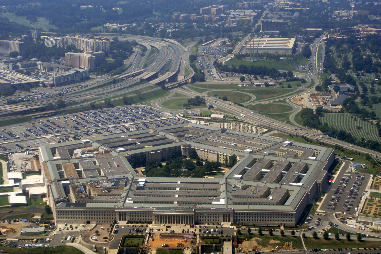 The Pentagon - Military