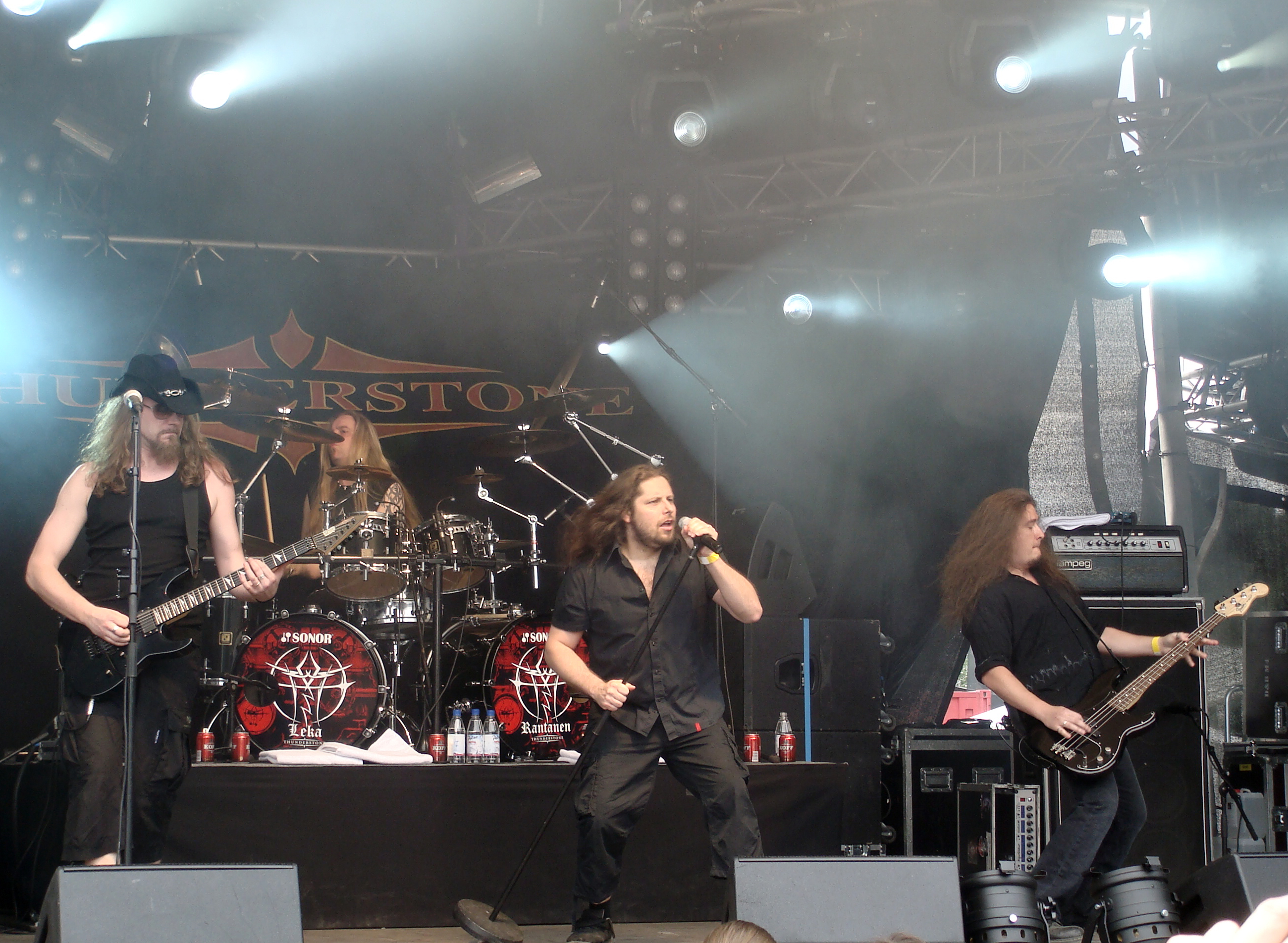 thunderstone band wikipedia