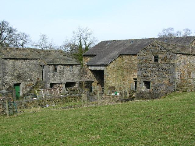 Twiston Mill - geograph.org.uk - 778853