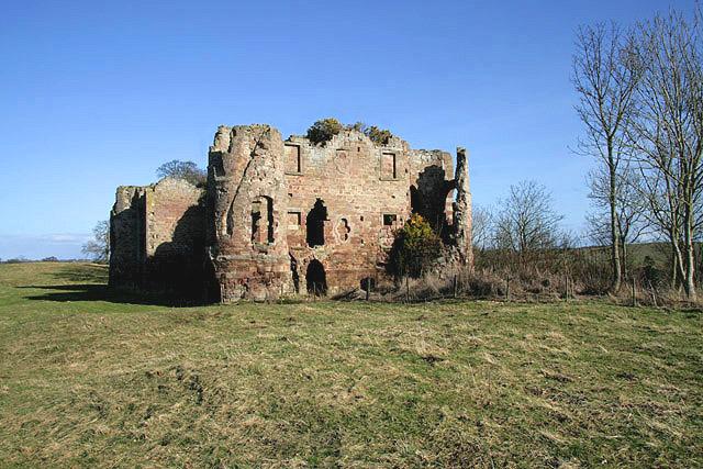 Twizell Castle