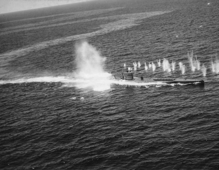 German submarine U-118 (1941) - Wikipedia