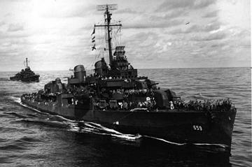 USS Dashiell (DD-659)
