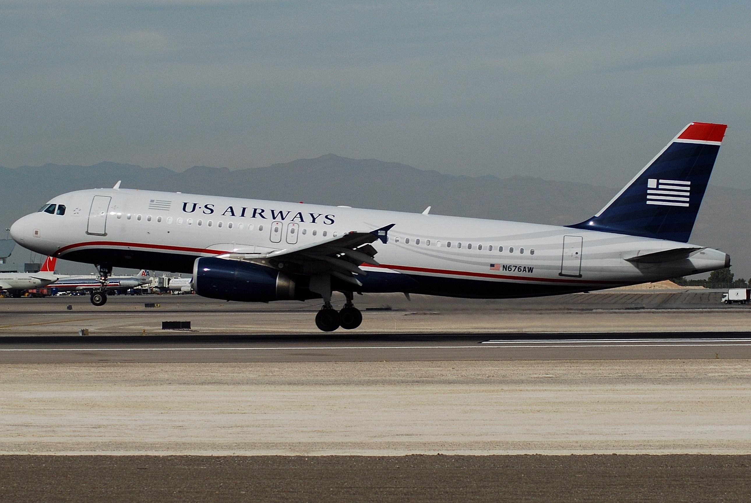US Airways Tickets | US Airways Flights