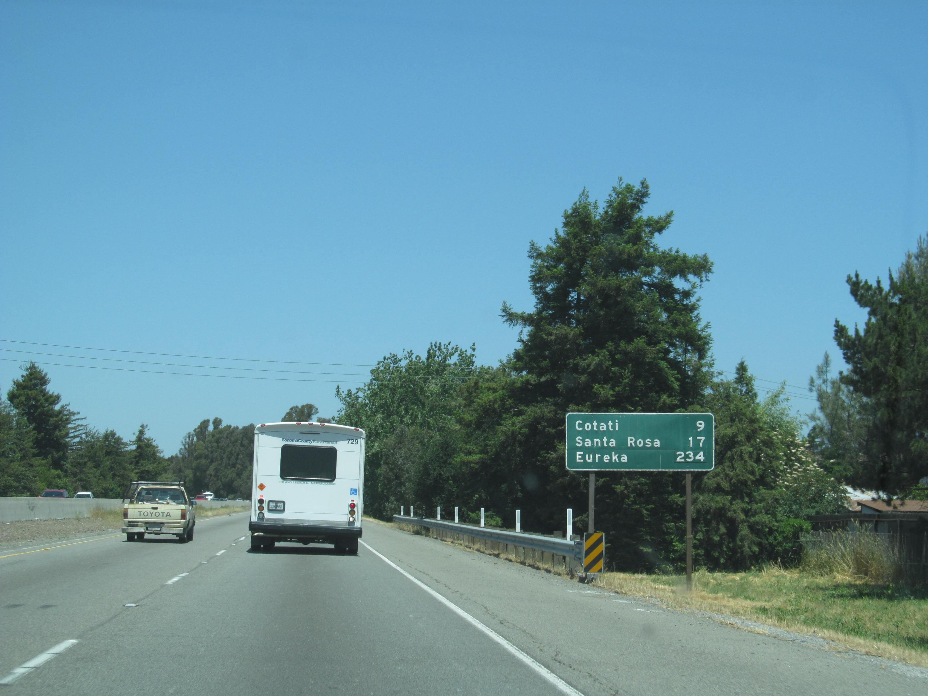 U.S. Route 101 in California - Wikipedia