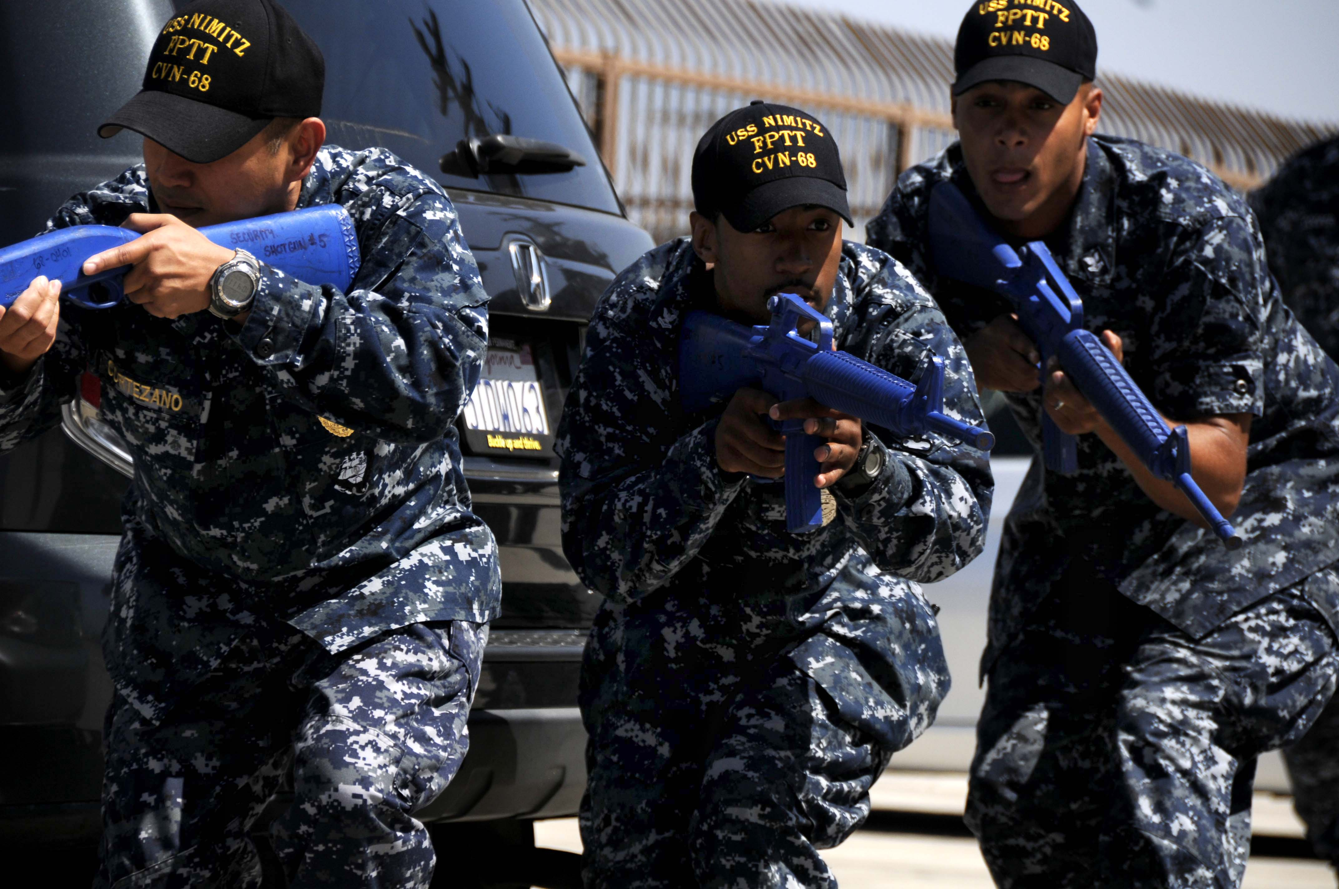navy security force