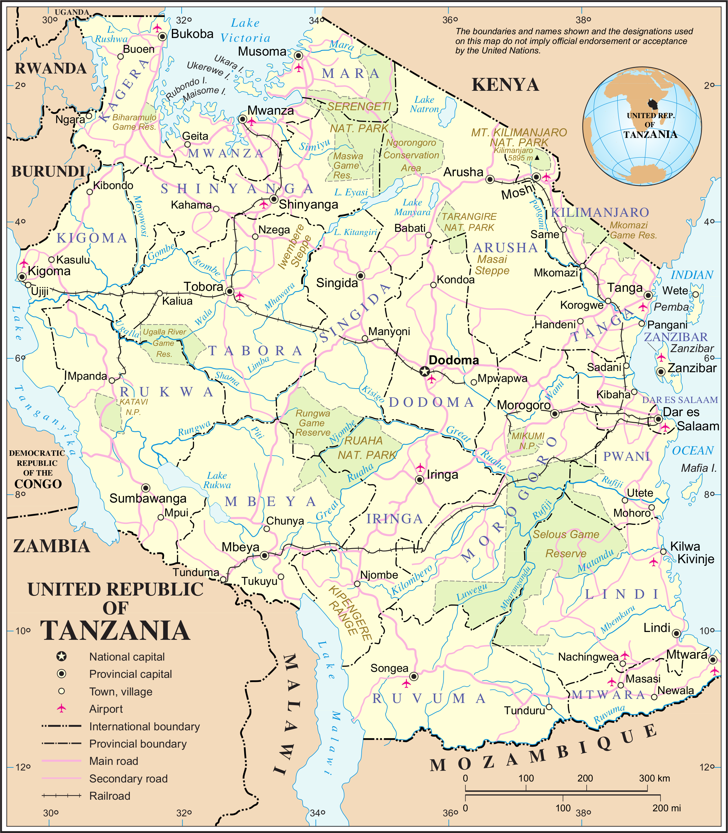 Outline of tanzania wikiwand gumiabroncs Image collections