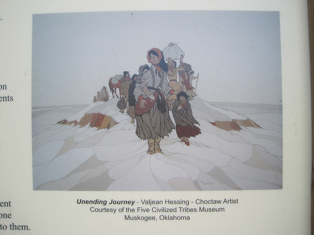 Image from Five Civilized Tribes Museum
