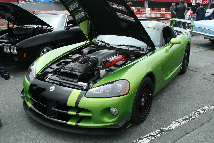 Viper Acr on Dodge Viper