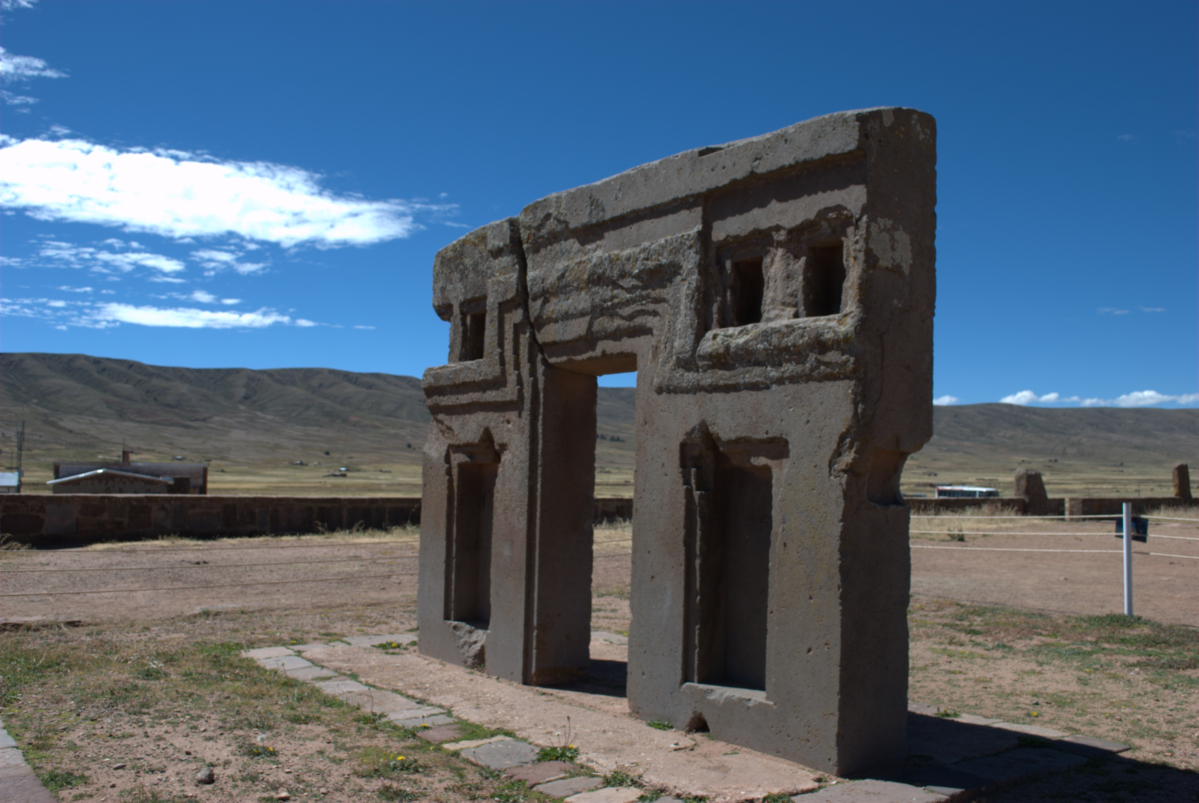 File vista posterior de la puerta del wikimedia for La puerta del sol