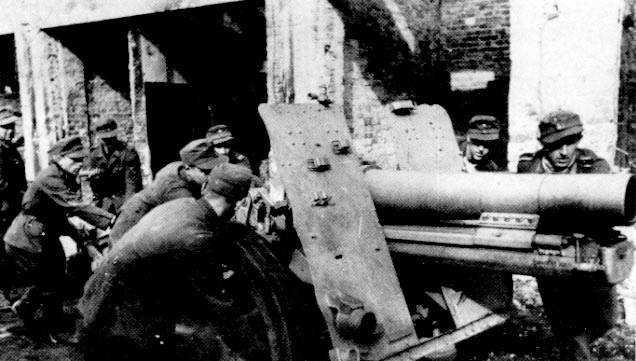 Варшава, 1944-й