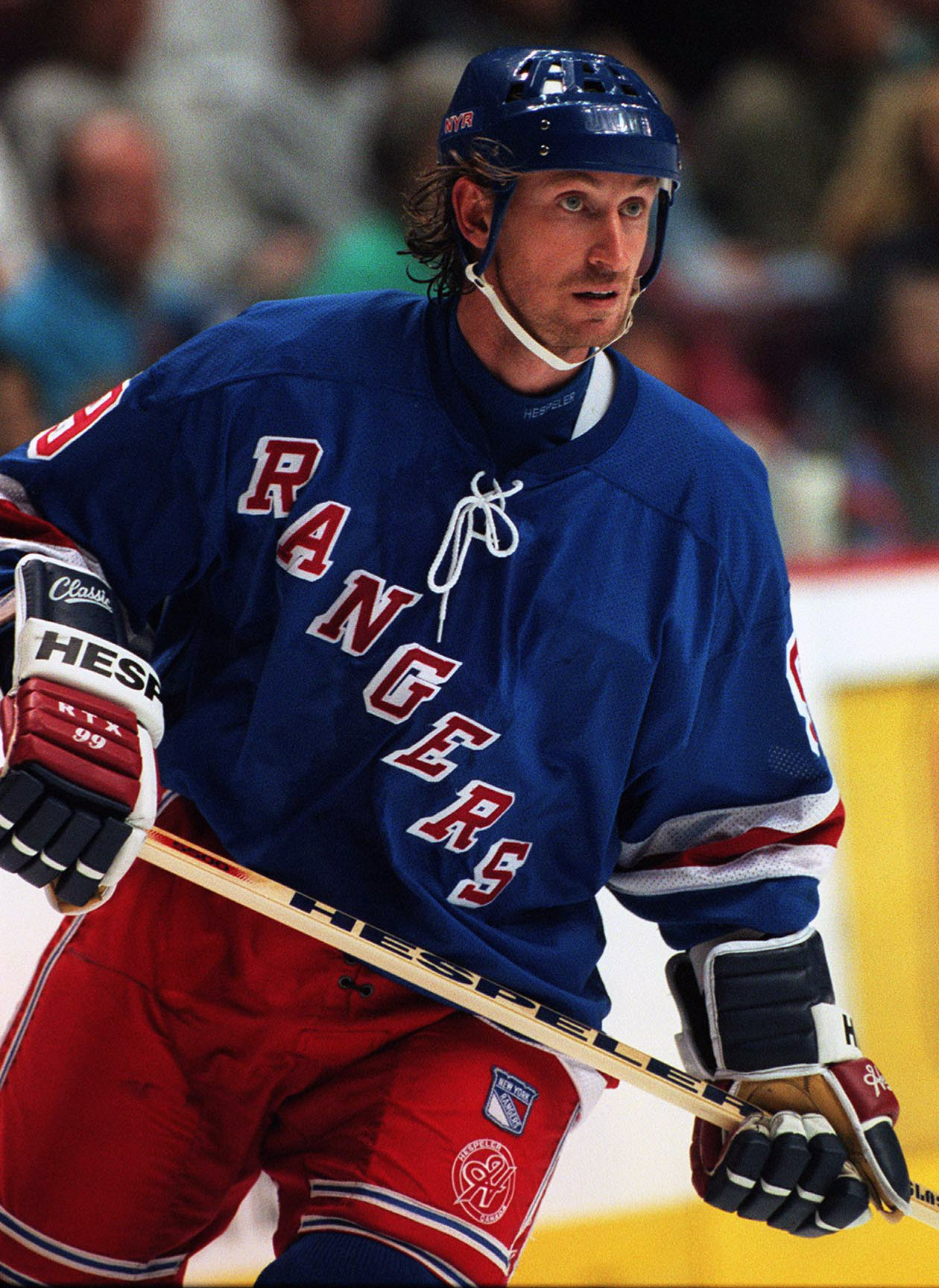 an analysis of the great wayne gretzky Wayne gretzky simply shrugged off the hyperbole and said he followed instinct by anticipating where the puck was going and foreshadowing where the play might take him.