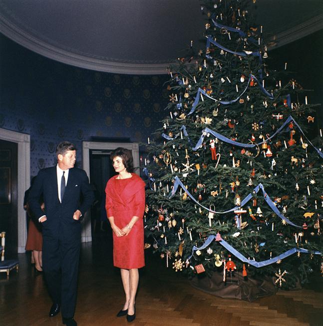 Boston Christmas Ornaments