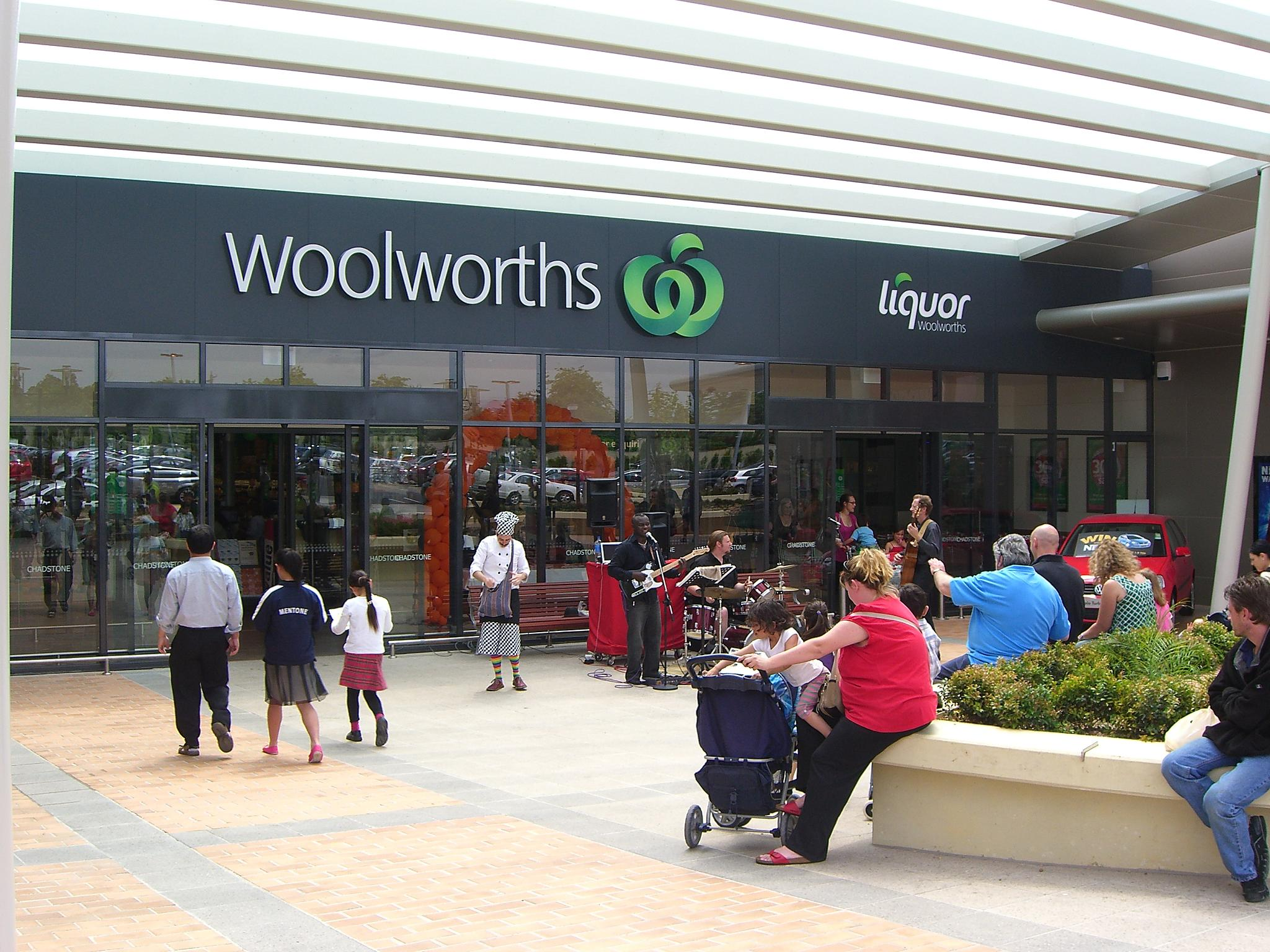 Woolworths  Supermercados na Austrália Woolworths   Chadstone Shopping Centre