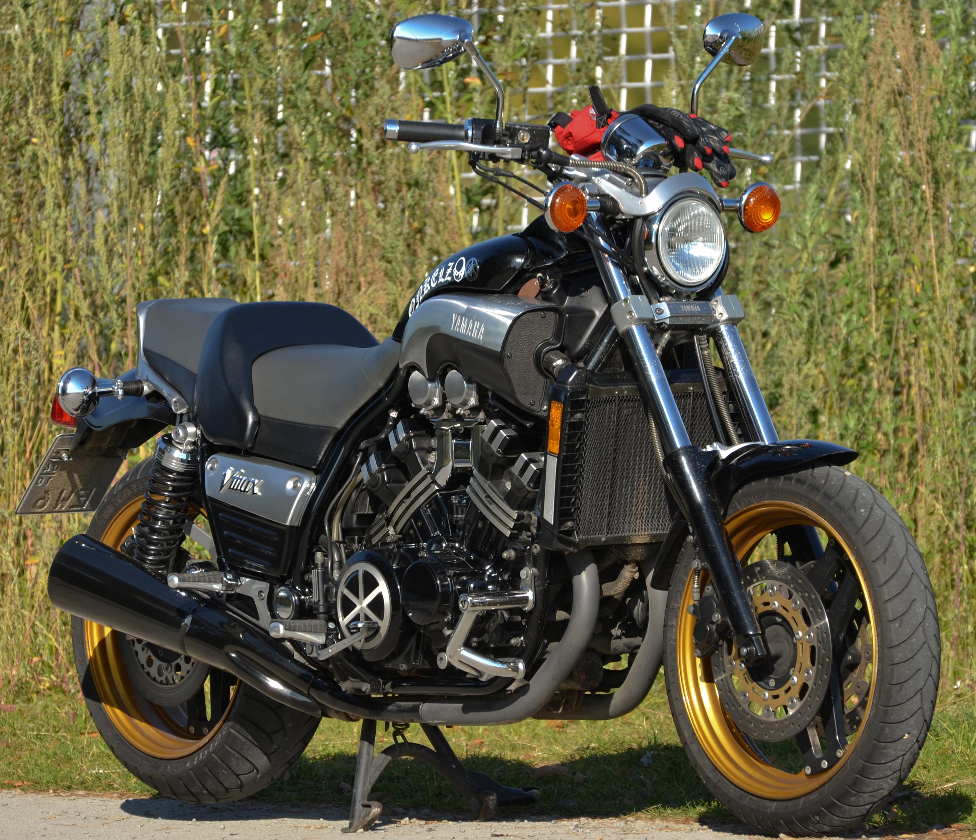 Yamaha Motorcycles Cruisers