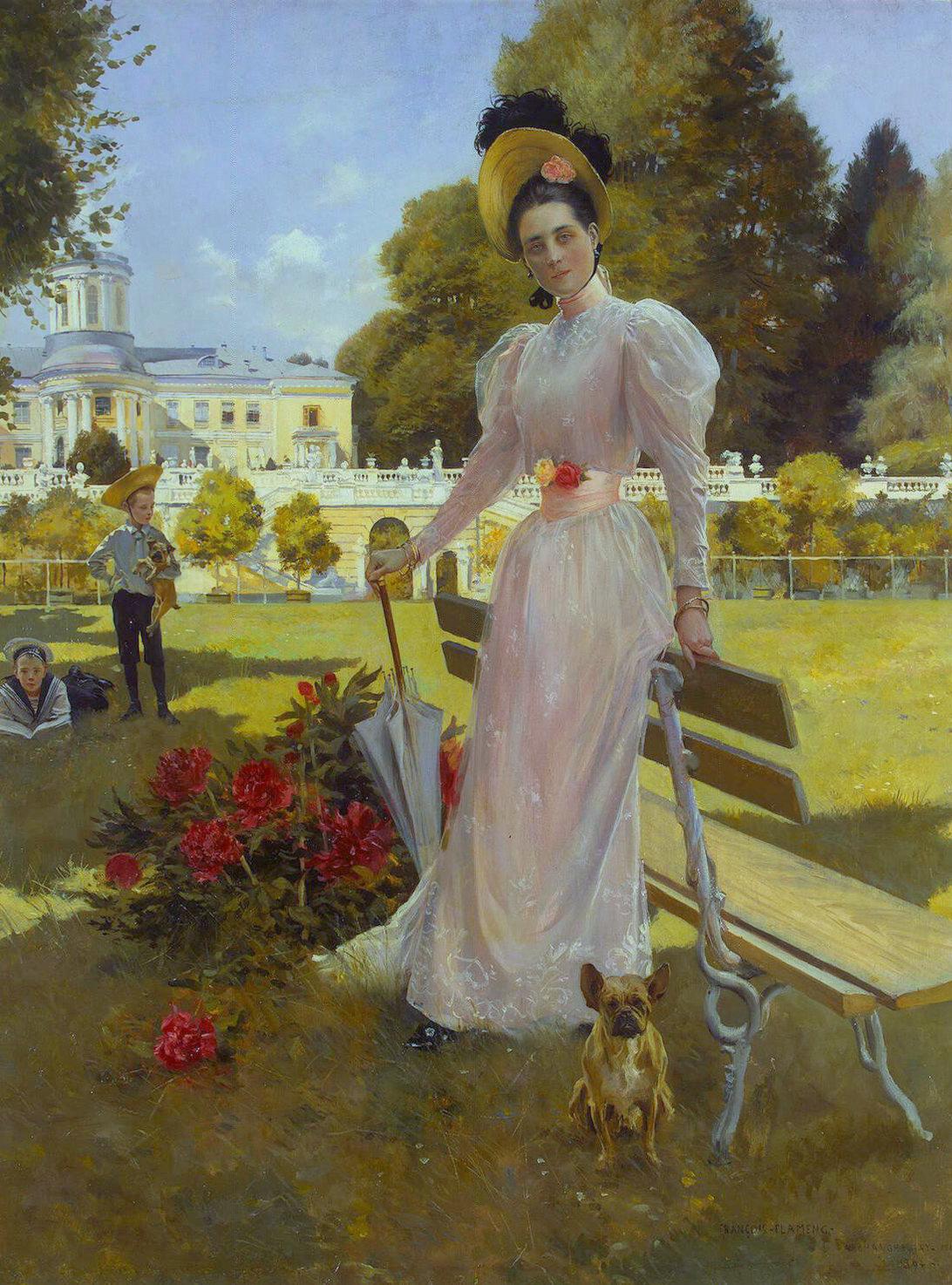 Николае невеста