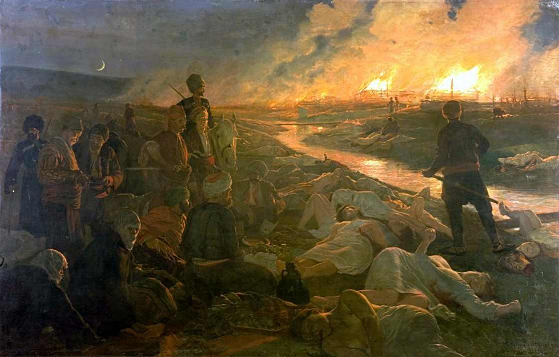 Баташко клане - Турско робство