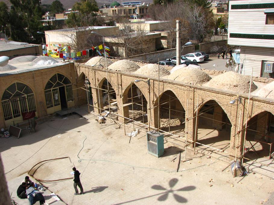 مسجد جامع ارسنجان