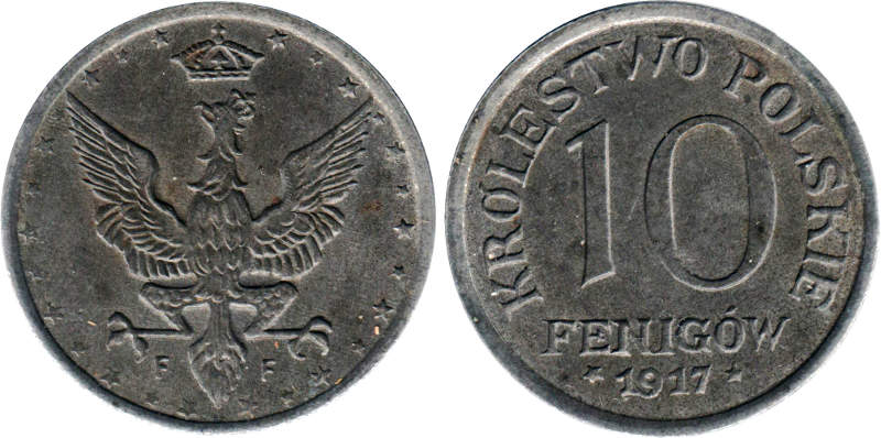 10_fenigow_1917_Krolestwo_Polskie.jpg