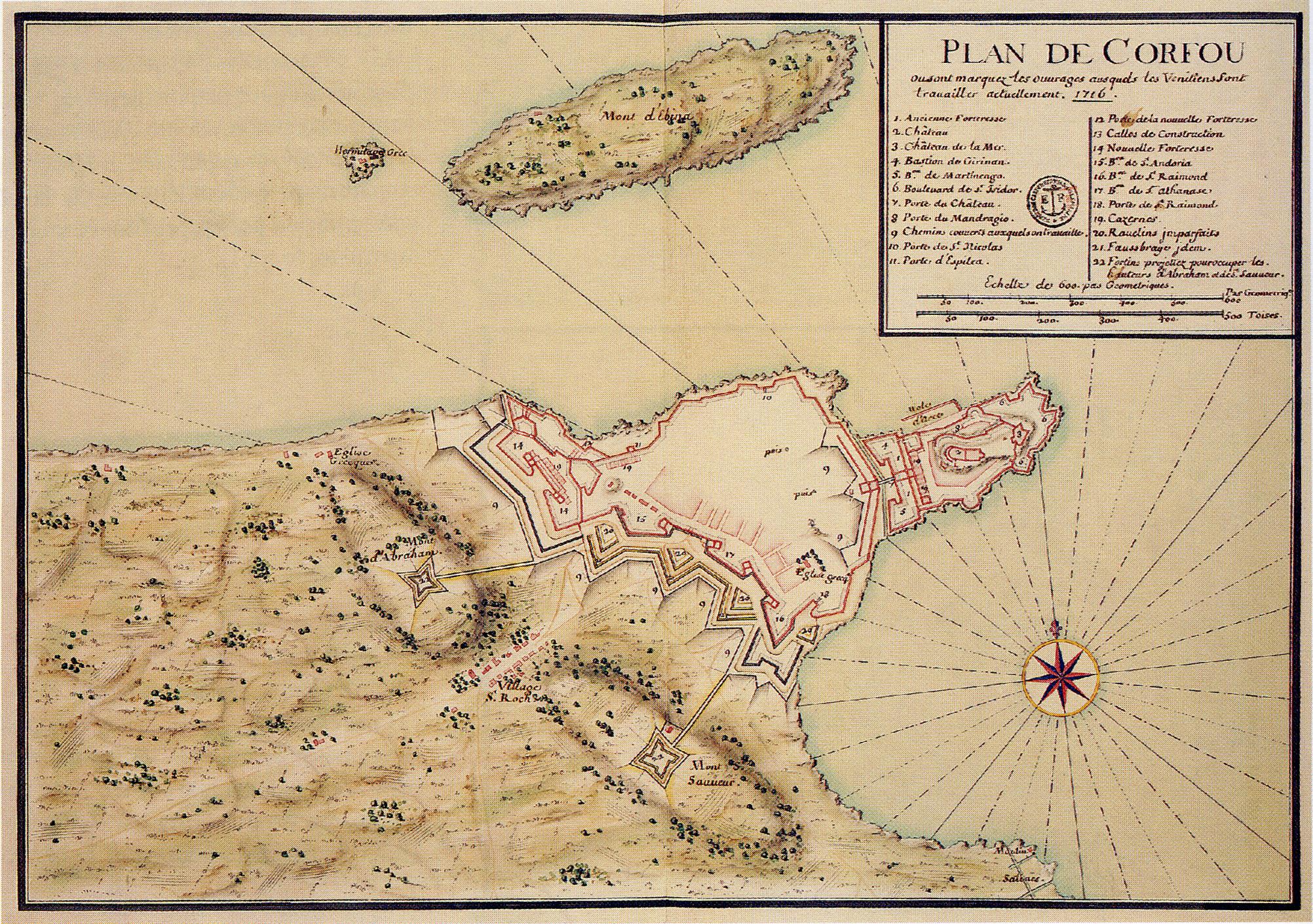 File:1716. Plan de Corfou.jpg