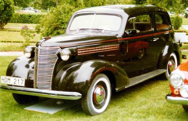 File:1938 Chevrolet Coach HDM217.jpg - Wikimedia Commons