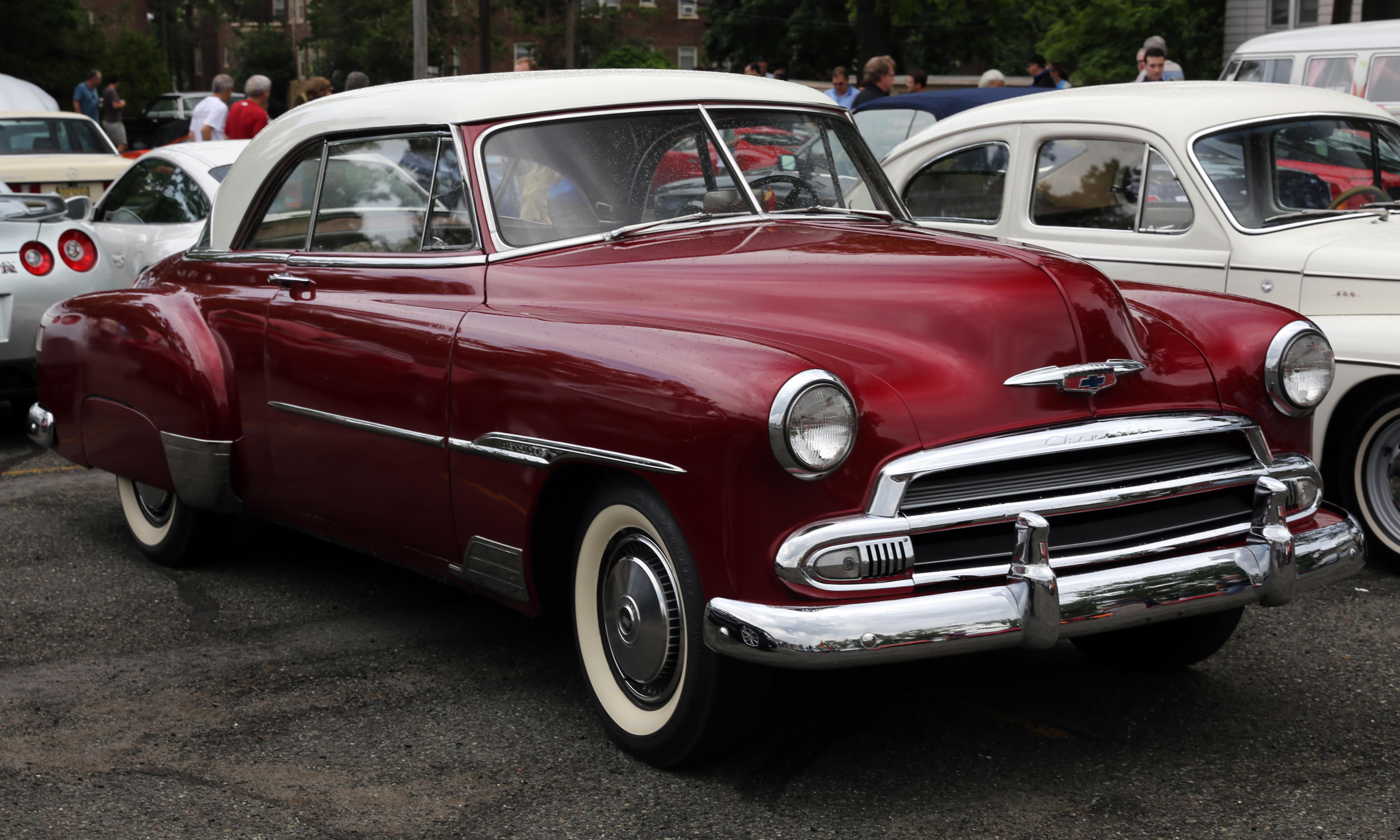 File 1951 chevrolet deluxe bel air hardtop coup jpg for 1950 chevy belair 2 door hardtop