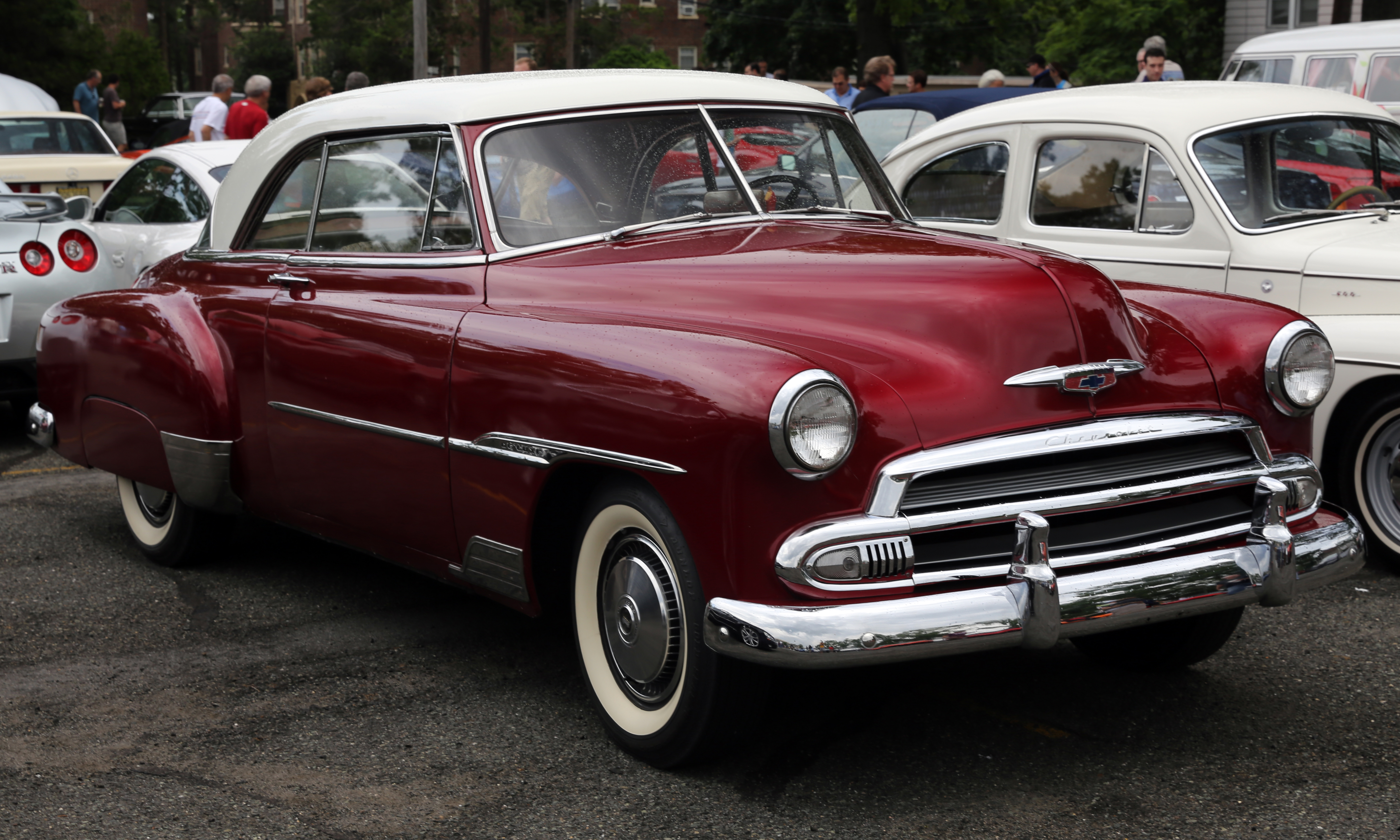 File 1951 Chevrolet Deluxe Bel Air Hardtop Coup 233 Jpg