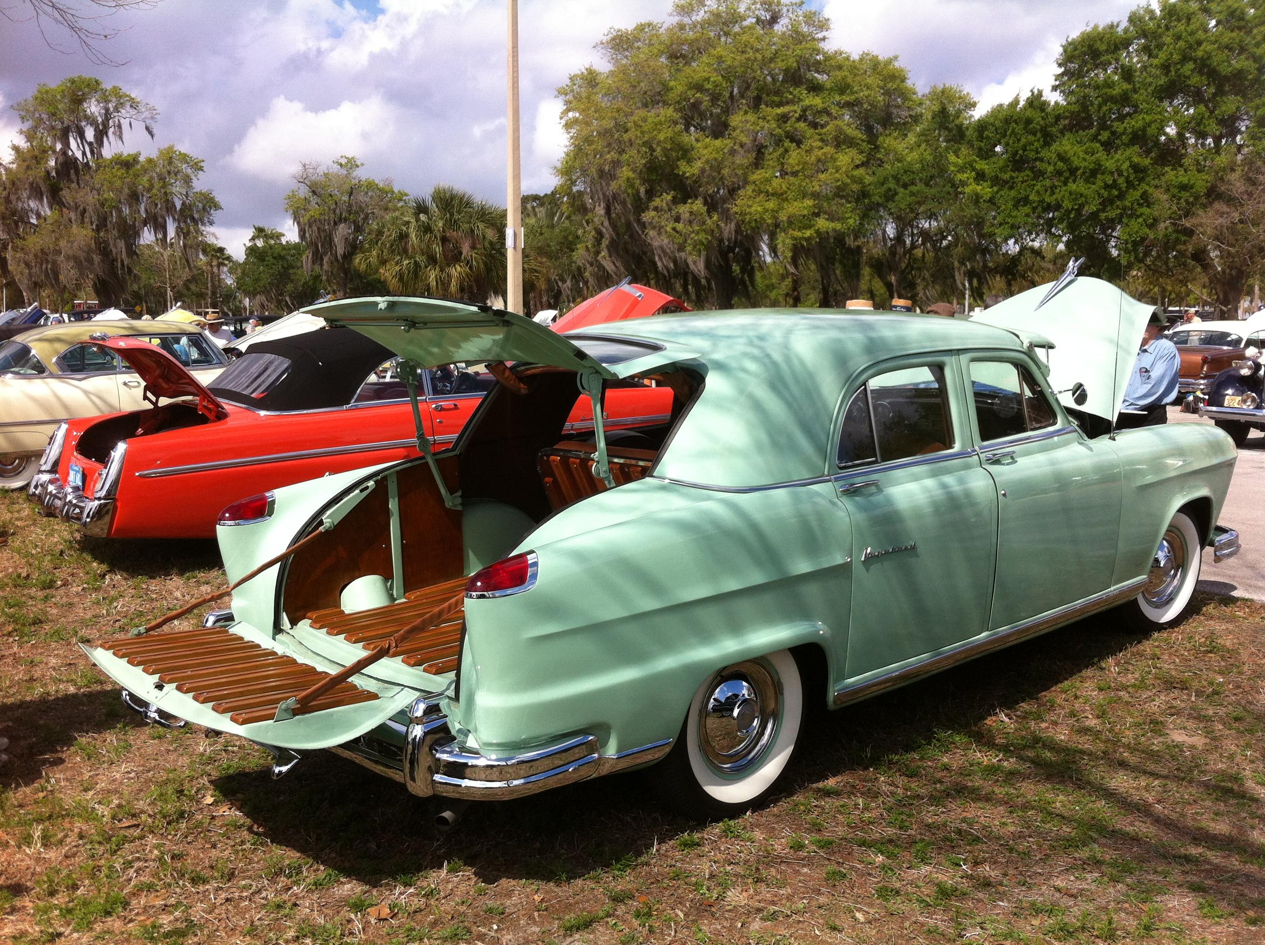 Michigan Classic Car Shows