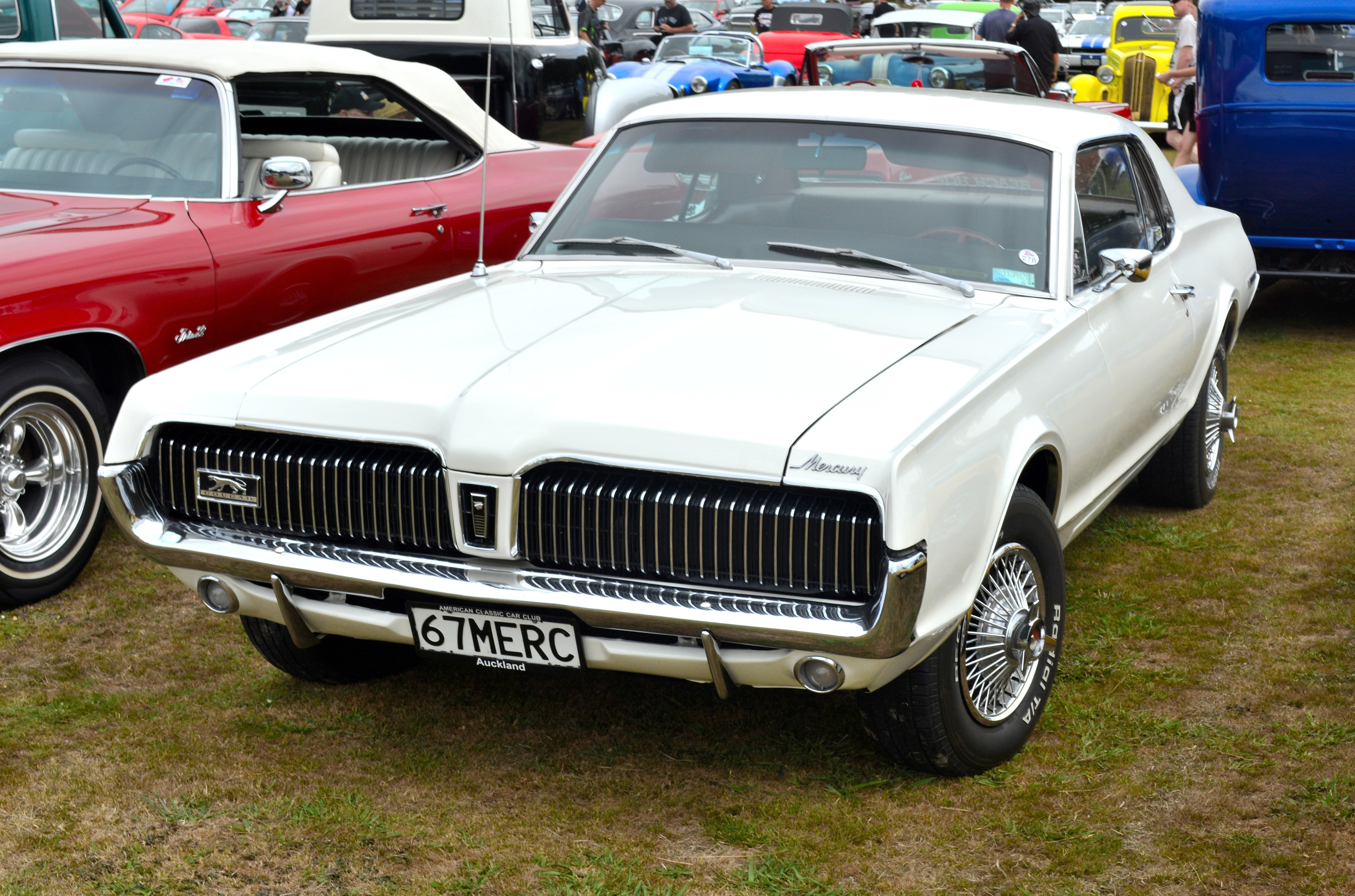 Image result for 1967 mercury cougar