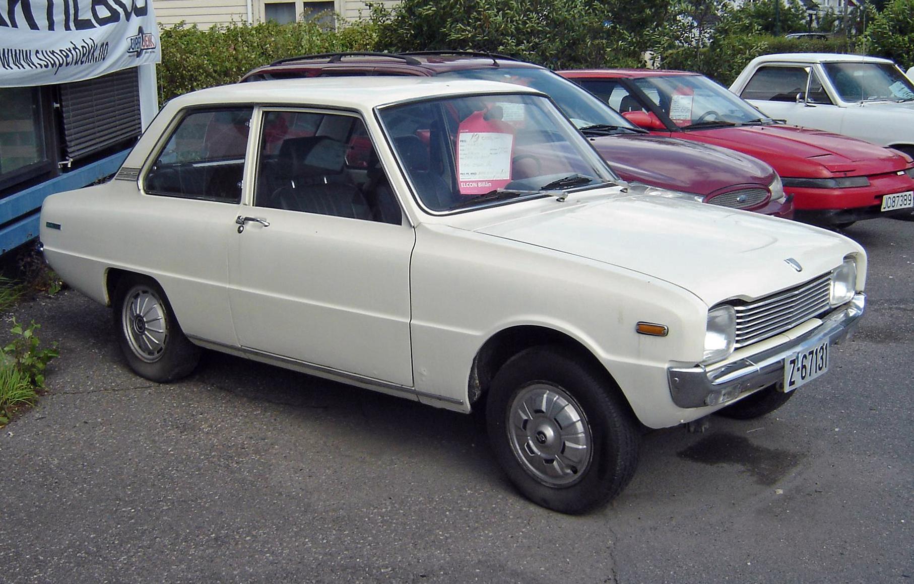 Mazda  Door Cars