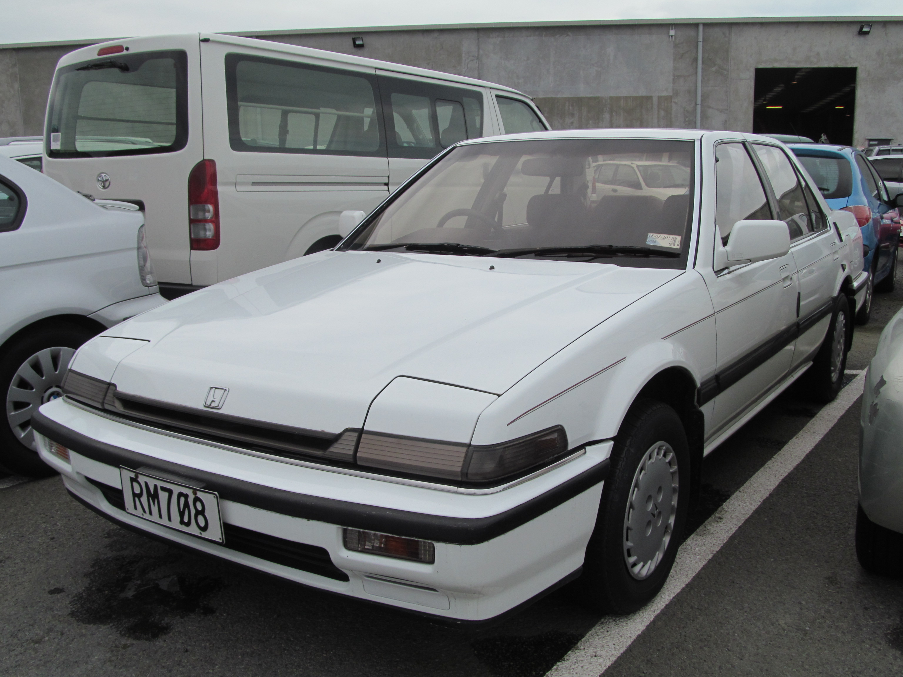 Kelebihan Kekurangan Honda Accord 1987 Review