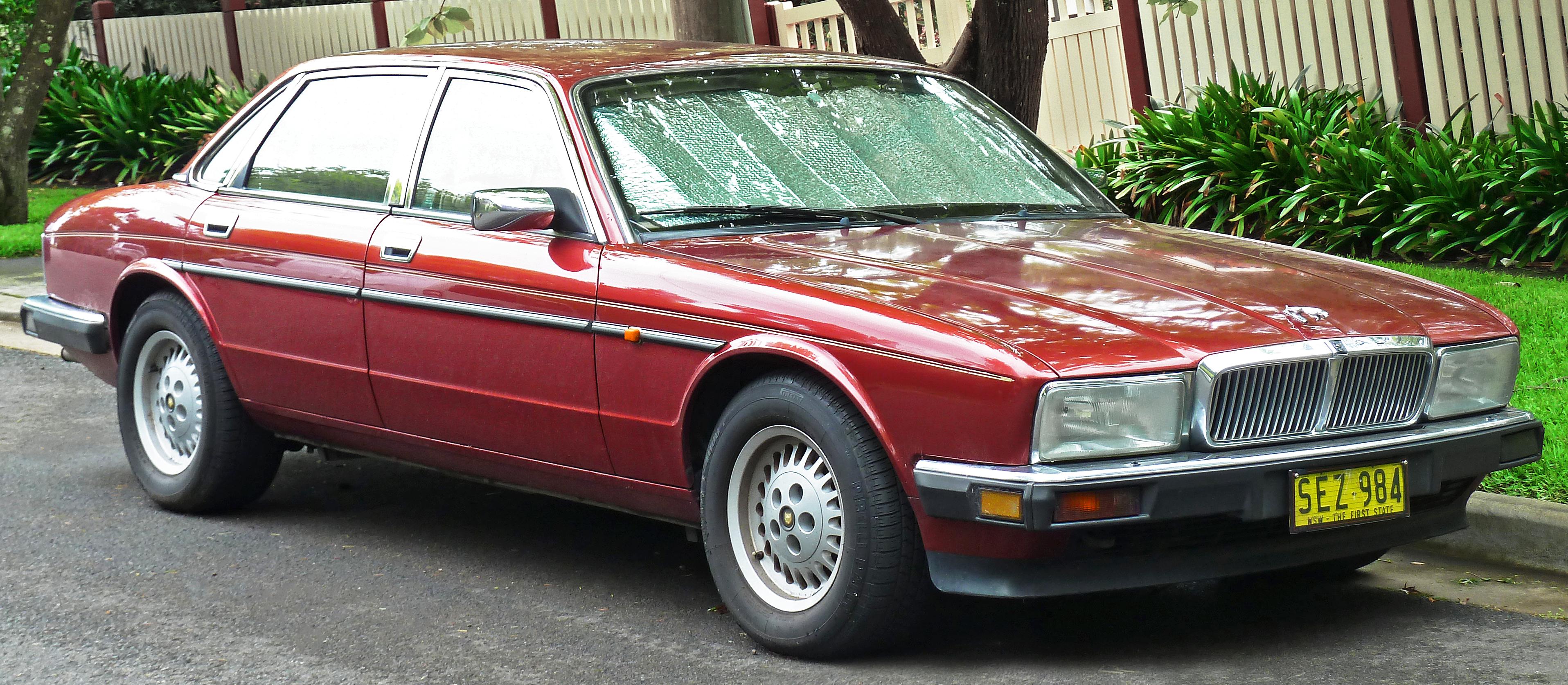 Jaguar sovereign 1991