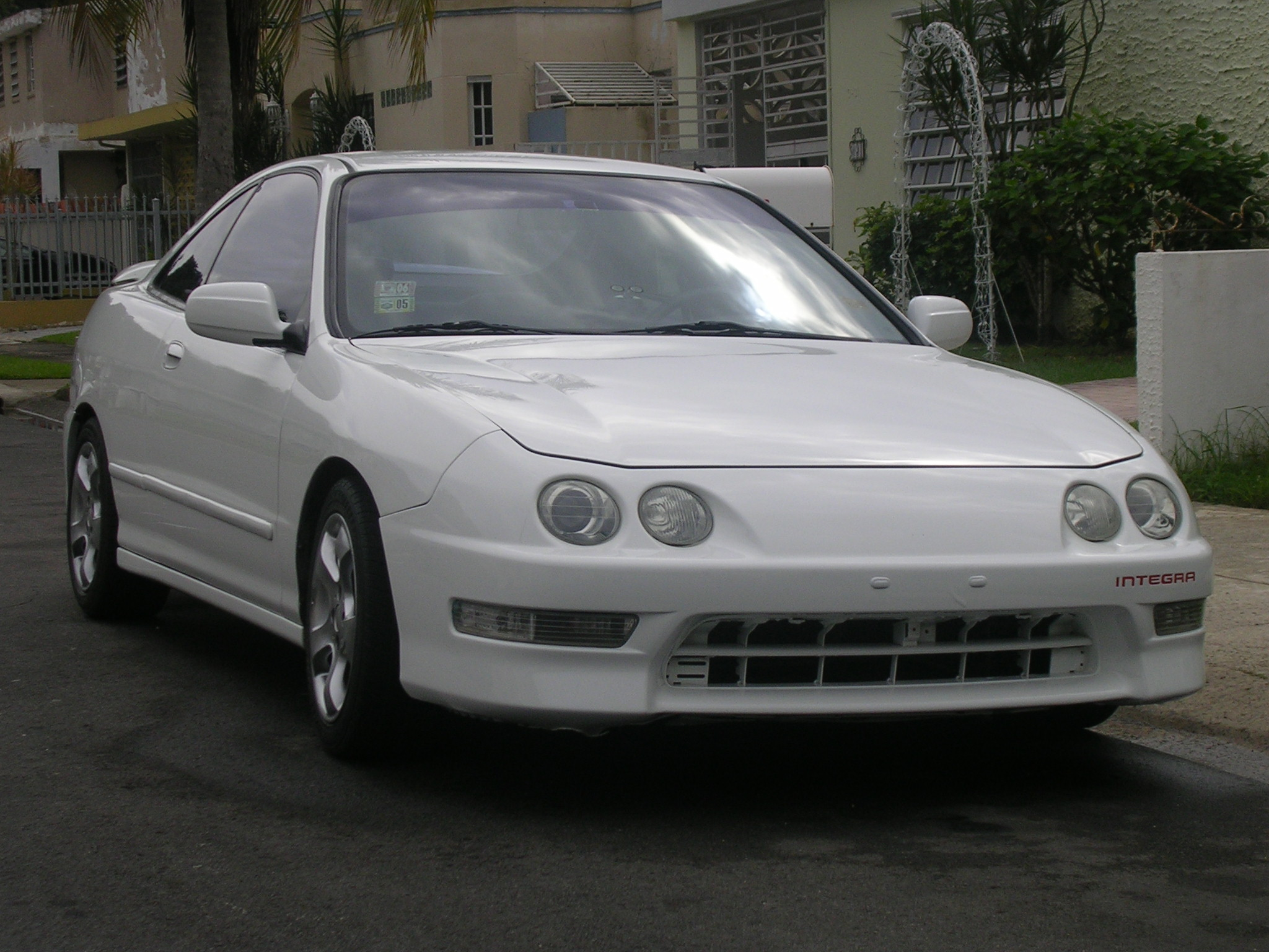 Difference in Integra quarter panels (LS,RS,GSR,Type-R ...