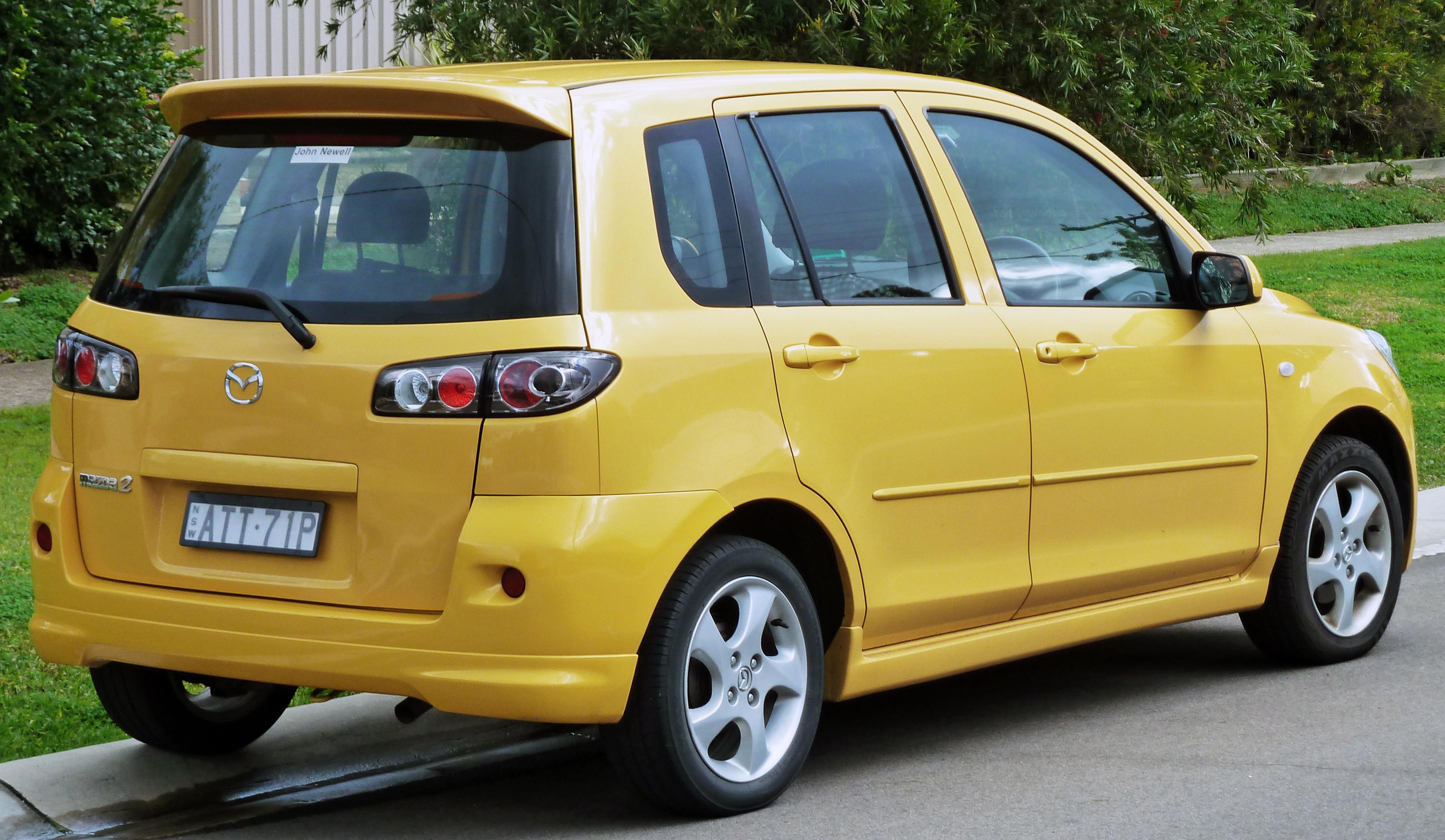 Kelebihan Kekurangan Mazda 2 2005 Harga