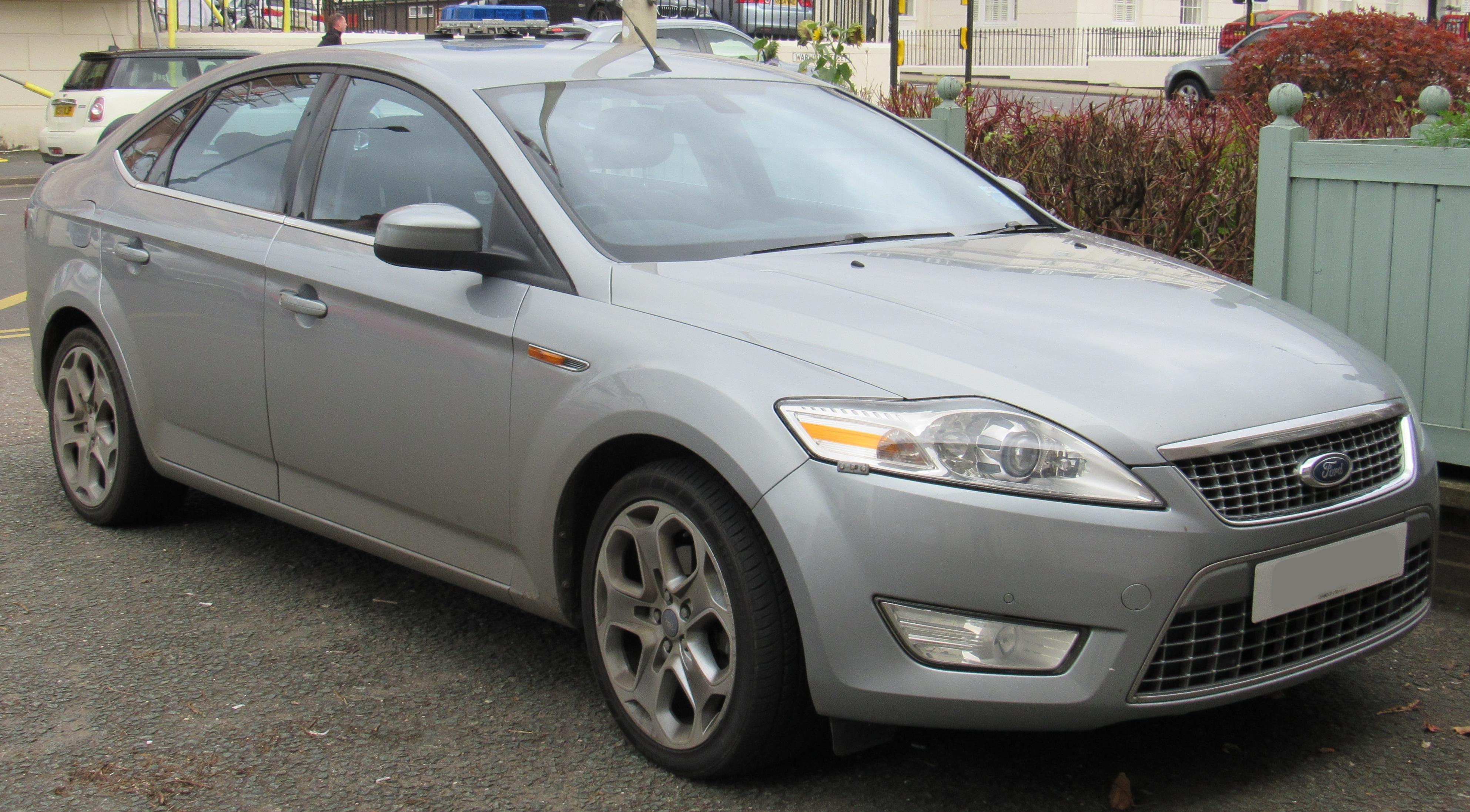 2009 Ford Mondeo Titanium X IV