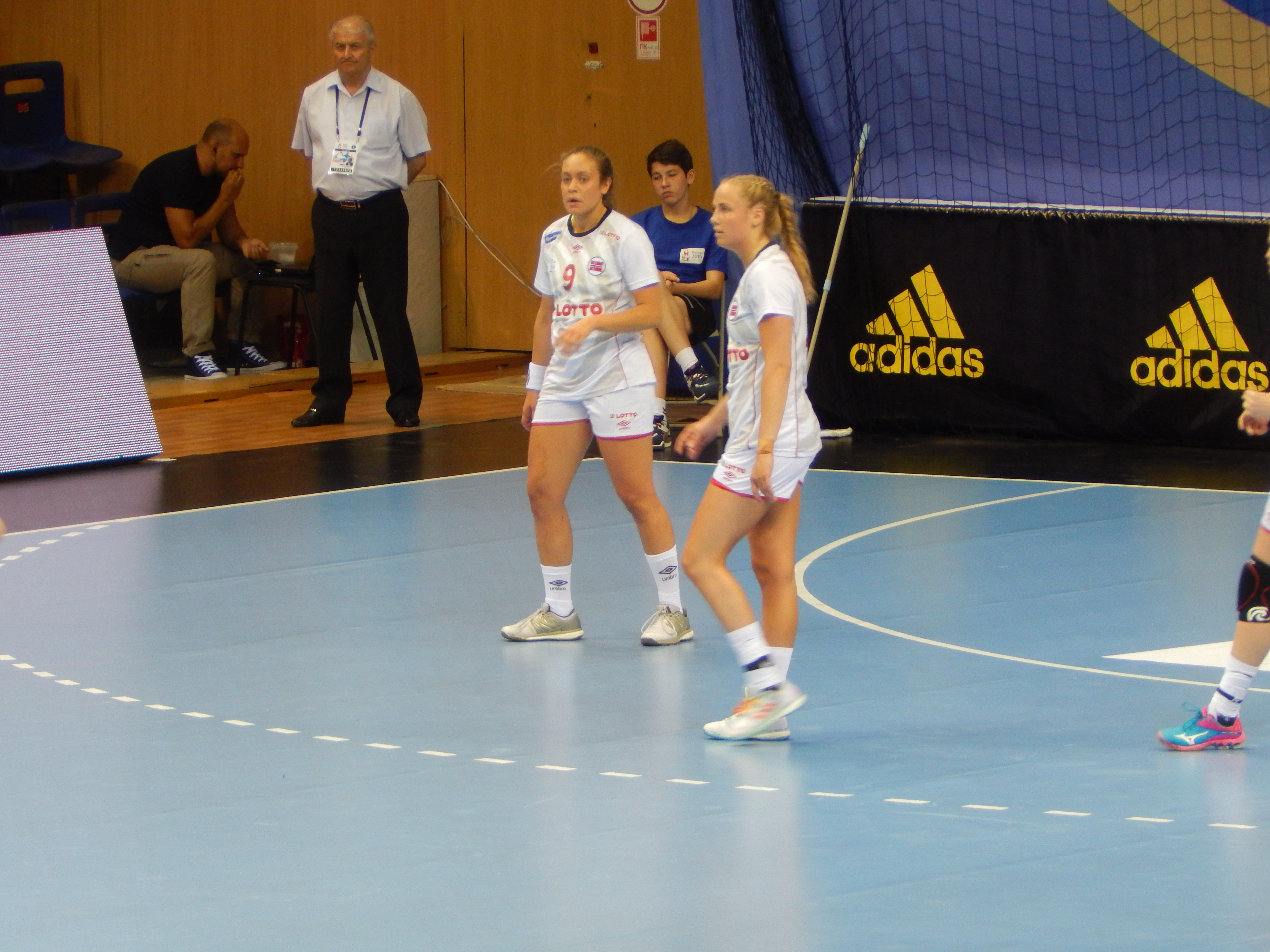File:2016 Women's Junior World Handball Championship - Group A - HUN