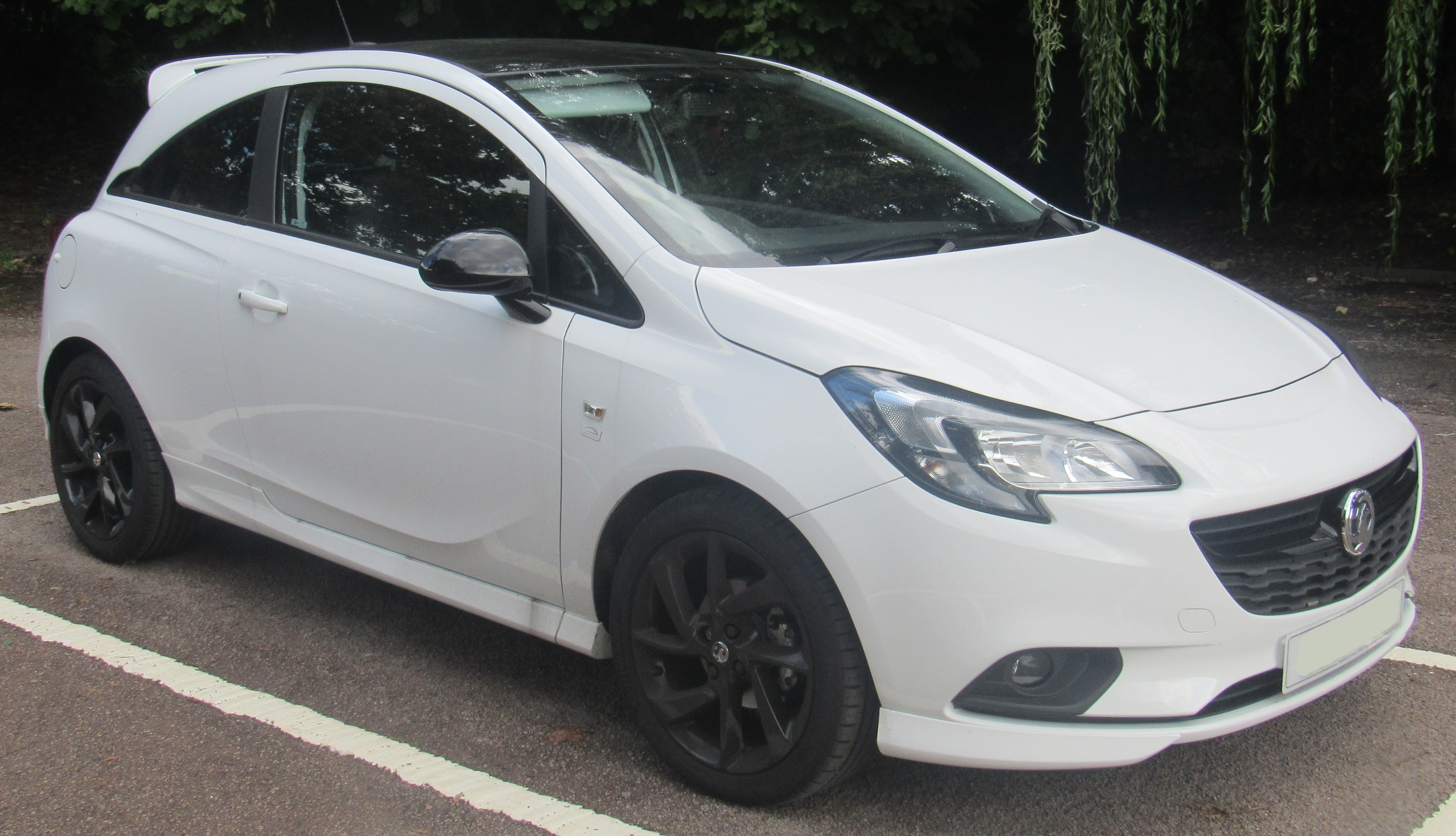 File 2017 Vauxhall Corsa Limited Edition Eco 1 4 Front Jpg