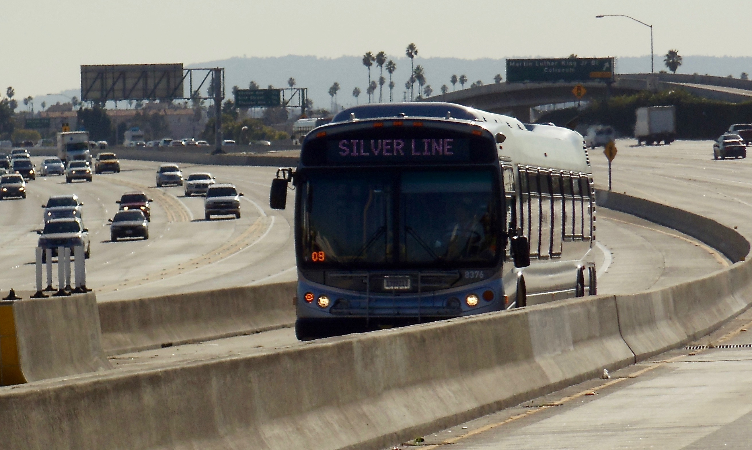 Silver Line (Los Angeles Metro) - Wikipedia