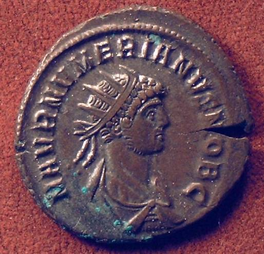AV Antoninianus Numerianus