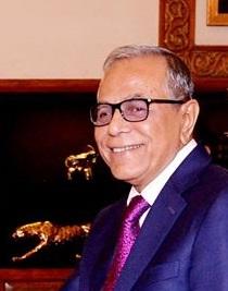 Abdul Hamid (politician) 16th President of Bangladesh