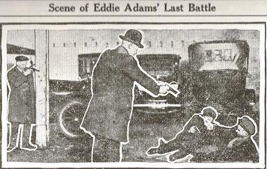 Image result for eddie adams gang