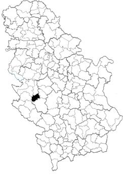 arilje mapa File:Administrativna mapa srbije ari.png   Wikimedia Commons arilje mapa